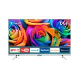 Led 49 Bgh Smart Tv Ultra Hd 4k Sellado Mod Ble4918rtuxicl