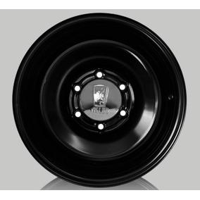 Llantas Camioneta Chapa Negra Custom 15x7 Chevrolet 6x139
