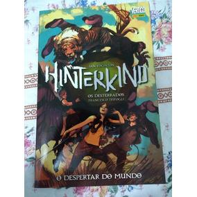 Hinterkind Os Desterrados Vol 1 Panini Vertigo