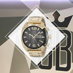 118a42a13a2 Dz 4342 - Relógio Diesel Masculino no Mercado Livre Brasil