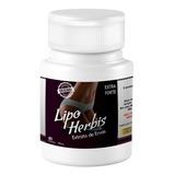 Lipo Herbis Suplemento Emagrecedor 3 Unidades + Frete