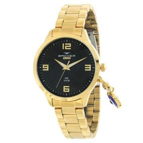 594a0f28fff Relã³gio Feminino - Relógio Backer no Mercado Livre Brasil