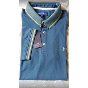 Camisa Gola Polo Dudalina Masculina - Pólos Manga Curta Masculinas ... 2feb1cc86bc50