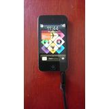 Ipod Touch 4g Cuarta Generacion 32gb (para Reparar O Piezas)