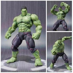 Hulk Articulado Os Vingadores Action Figure - Pronta Entrega