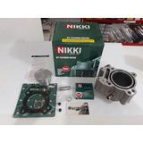 Kit Cilindro Cyticom 300 Nikki Gold + Retentor Válvula