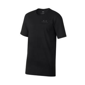 Camiseta Oakley 50-bark Repeat Blackout