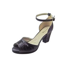 298866f43 Sandalia Paete - Sapatos Preto no Mercado Livre Brasil