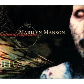 Marilyn Manson Antichrist Superstar Cd Nuevo Importado Stock