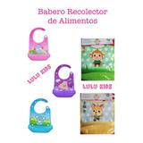 Babero Recolector De Alimentos!!