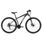 Bicicleta Caloi Aro 29 21 Marchas Suspensão Dianteira