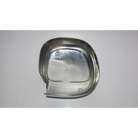 Capa Espelho Retrovisor F250 1999/... Cromado Lado Esquerdo