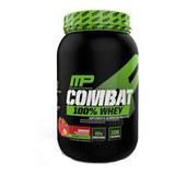 Combat Whey 907g Muscle Pharm Morango