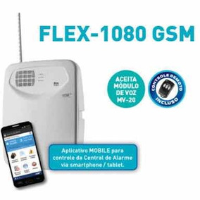 Central De Alarme Auto Monitorada Gsm