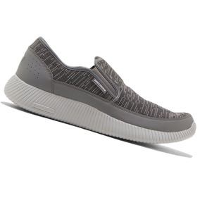 Zapato Plomo Skechers Ropa Zapatillas Zapatillas Hombres