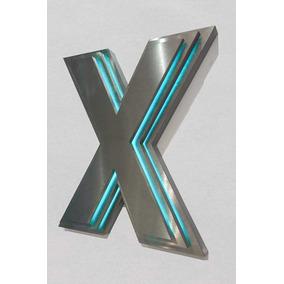 70699832f Letras Caixa- Aço Inox Escovado mega Promoção- Sob Consulta