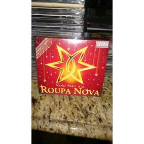 Roupa Nova,cd Natal Todo Dia,com Luva,novo Lacrado De Fábric