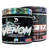 Combo Ultra Pump Venom + Veinz Dragon Pharma