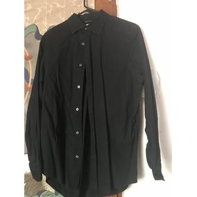 Camisa Banana Republic Black Moda Hombre Fashion Elegante
