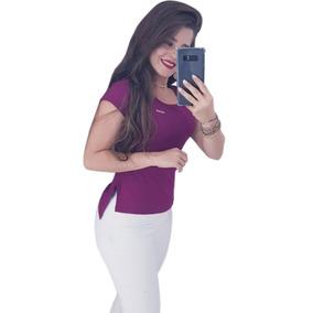 44ff139a99 Kit 3 Blusas Casual Feminina Moda Evangelica Gola O Promoção