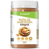 Pasta De Amendoim Integral 100% Pura Viva Salute - 1 Kg