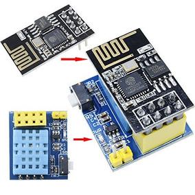Módulo Sensor Temperatura Humidade Dht11 Para Esp8266 Wifi