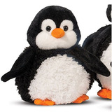Peluches Y Osos De Peluche,puff Negro Del Pingüino (gran..