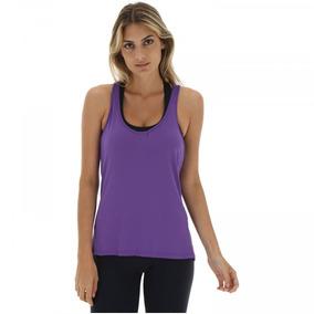 2677df34d34dd Camiseta Regata Oxer Campeão Classic - Feminina - Cor Roxo
