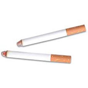 Cigarrillo Falso Chasco Set De 2 / Alberico Magic