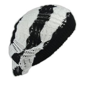 Crochet Tejer Sombrero De Boina Lisa. Bogotá D.C. · Crochet Beanie Hat Knit  Beret Skull Cap Tam 6e344da8d1e