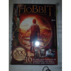 Álbum De Figurinhas O Hobbit Uma Viagem Inesperada Completo