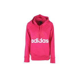 61796a9184d0e Sudadera adidas Essentials Linear Pullover Mujer Deportiva