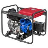 Motobomba Diesel Irrigação/incêndio 13 Hp Partida Elétrica