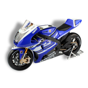 Miniatura Moto Yamaha 2011 Jorge Lorenzo 1 Gp 1:10 Maisto