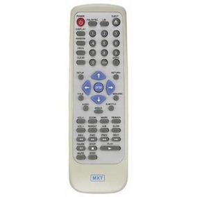 Controle Dvd Gradiente D-202 Cr0124 C01033