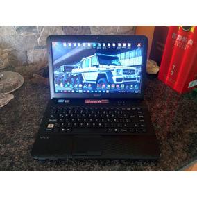 Laptop Sony Vaio I3 Garantía 30días 6gb De Ram + Iva