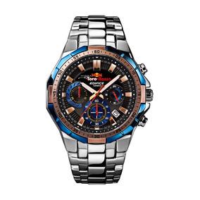 4db23d4ea80 Cassio Edifice Serie Ouro - Relógios De Pulso no Mercado Livre Brasil