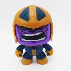 Boneco Funko Anime Thanos Vingadores Guerra Infinita 10cm