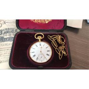 942542c8709 Relogio Patek Philippe Geneve 39701w - Relógios De Bolso no Mercado ...