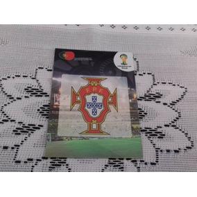 Card: Adrenalyn Copa 2014 - Logo - Portugual