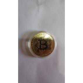 Coleções Preciosas Moedas Comemorat. Bit Coins, Cod. 00129
