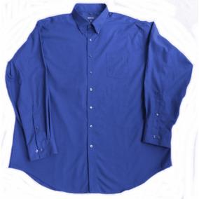 Camisa De Vestir Kenneth Cole Talla 2xl Big Mens 18 1/2