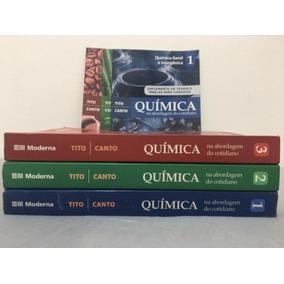Quimica Ita Ime - Tito E Canto