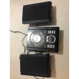 Minicomponente De Audio Nakazaki Vcd783 Para Refacciones