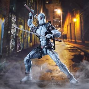 Deadpool Marvel Legends X Force Sasquatch Wave Lacrado