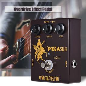 Caline Cp -43 Overdrive Pedal Efeito Guitarra