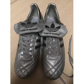 Botines Adidas Cuero De Canguro - Botines para Adultos en Mercado ... ca29fb0748bc1