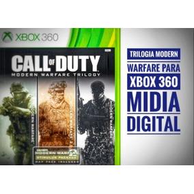 Call Of Duty Trilogia (cod Mw1+mw2+mw3 Para Xbox 360)