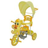 Triciclo Infantil Patito Musical Bebitos Xg-3413v