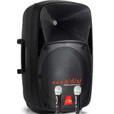 Bafle Amplificado Bluetooth Profesional Prophonic Pp2115aues